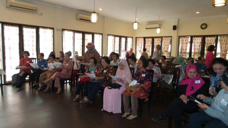 Silaturahim Pengurus Danapensiun LIA dengan Peserta  Pasif